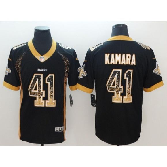 best website e9961 2e891 New Orleans Saints Alvin Kamara Jersey